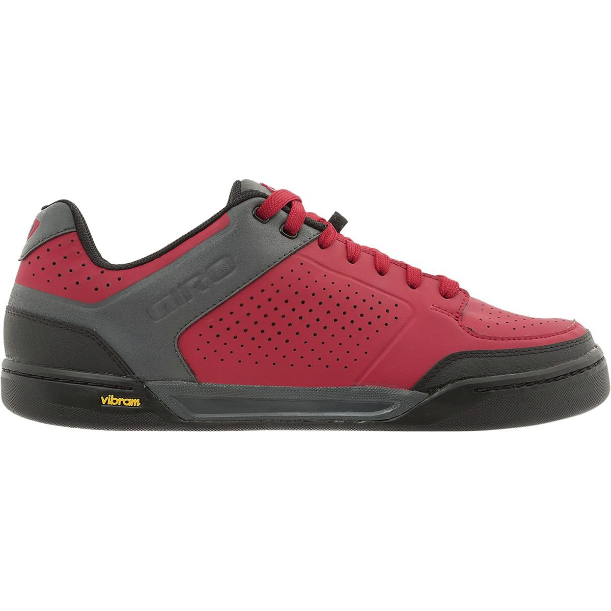 Giro Riddance Cycling Shoe – Men 's Dark Red/ダークシャドウ、46.0   B07C5SPQM6