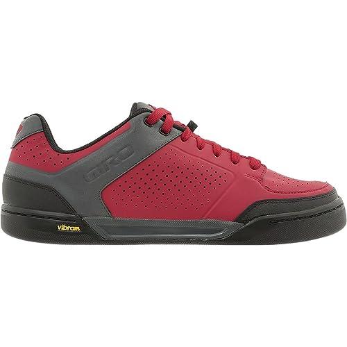 Giro Riddance - Zapatillas Hombre - Gris/Rojo Talla del Calzado 38 2019: Amazon.es: Zapatos y complementos