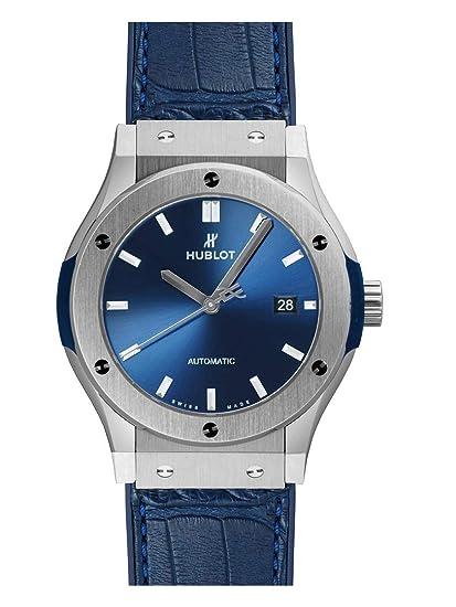 online store ced23 ebd6b Amazon | [ウブロ] HUBLOT 腕時計 クラシック フュージョン ...