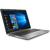HP Notebook (15,6 Zoll), Full HD, AMD A4 2 x 2.50 GHz, 8 GB RAM, 256 GB SSD, HDMI, Windows 10 Pro, AMD R5 Grafik, Webcam