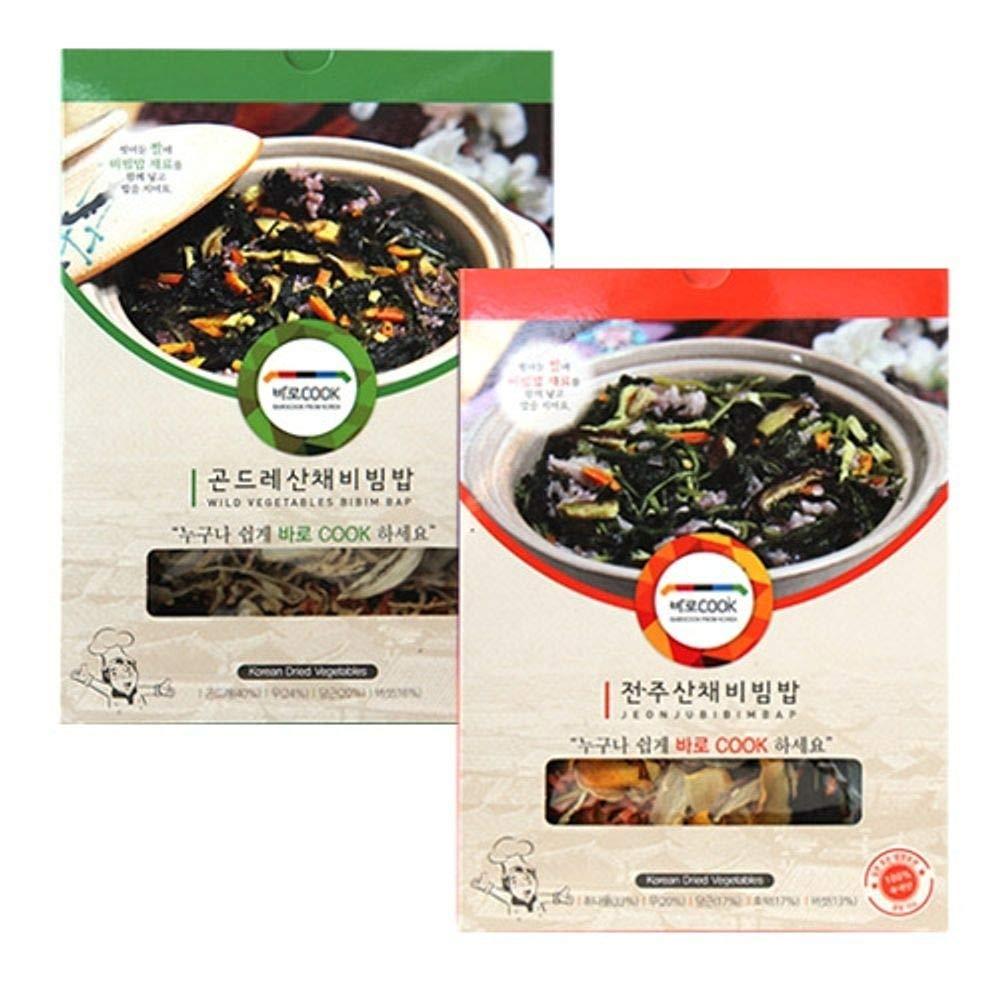 Dried Seasoned Thistle 25g x 3 Packs +Dried Seasoned Thistle 25g x 3 Packs by Woori Farm Food (Image #1)