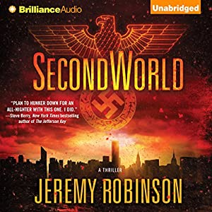 SecondWorld Audiobook