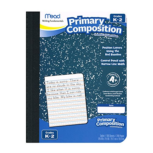 Pack Mead Primary Composition Ruled