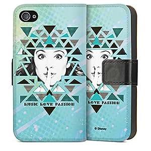 APPLE iPhone 3GS Funda Premium Case Protección cover Disney Violetta Fan Artículo Oficial.