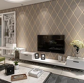 Moderne 3D Tapete Rolle, Wand Papier Schlafzimmer Wohnzimmer TV Hintergrund  Wand, Pepel