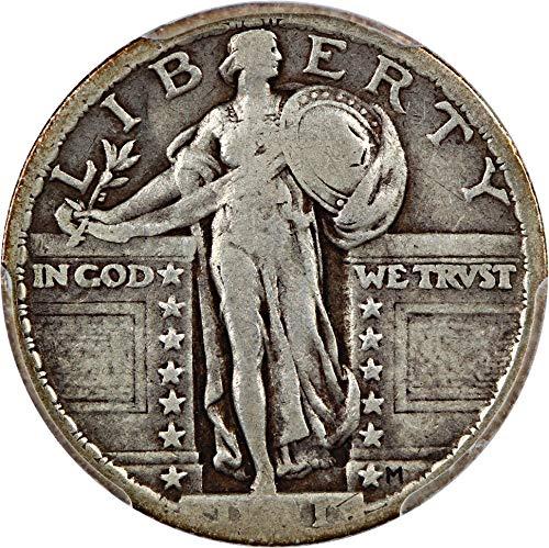 1921 P Standing Liberty Quarters Quarter VG-10 PCGS ()