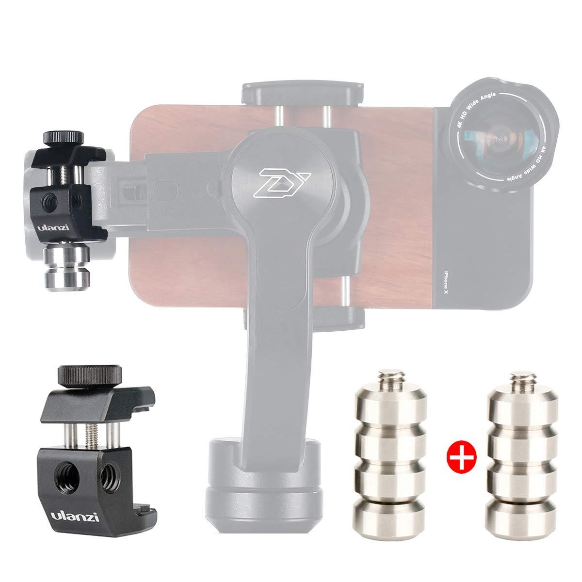 Universal 100g Gimbal Counterweight for Balancing Moment Lens/Phone Case Cover for Zhiyun Smooth 4 DJI Osmo Mobile 2/Osmo Mobile 3 Moza Mini-mi Feiyutech Vimble 2