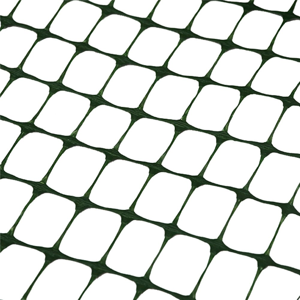 Abba Patio Guardian Safety Netting Fence, Green, 4 x 100 Ft by Abba Patio (Image #5)