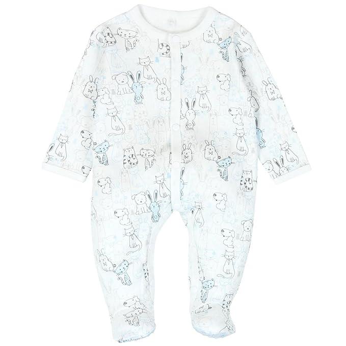 Boboli - Pelele - para bebé niño azul 62 cm : Amazon.es: Ropa y accesorios