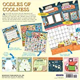 The Kids Awesome Activity Wall Calendar 2018