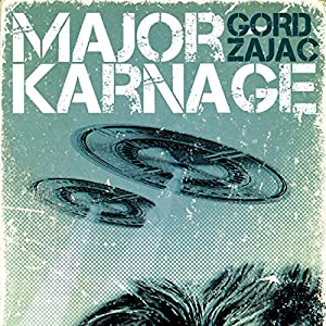 Major Karnage Audiobook