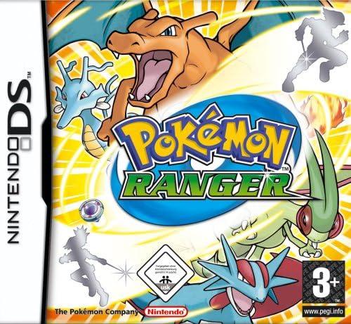 Nintendo Pokemon Ranger - Juego (Nintendo DS, RPG (juego de rol), Hal Laboratories): Amazon.es: Videojuegos
