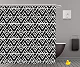Shower Curtains 2.0 by iPrint,Pe9414_Seamless Pattern Abstract Background For Textile Design Wallpaper Surface Textures Wrapping,Bathroom Accessories,Waterproof Bathroom Shower Curtain Set with Hooks,