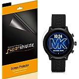 (6 Pack) Supershieldz for Michael Kors Access MKGO Smartwatch Screen Protector, (MKT5070, MKT5071, MKT5072, MKT5073, MKT5094) High Definition Clear Shield (PET)