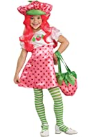 Little Girls' Strawberry Shortcake Costume