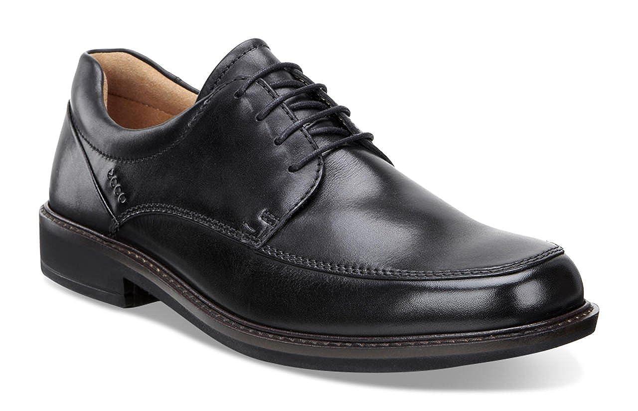 TALLA 39 EU. Ecco ECCO Holton - Zapatos con Cordones de Cuero Hombre