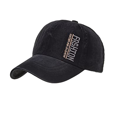 3b178e57b3f 2019 New Baseball Golf Cap Women Men Adjustable Applique Letter Number  Embroidery Outdoors Sports Travel Hat