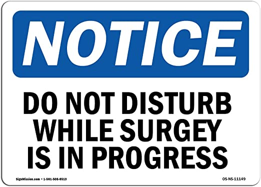 Protect Your Business Warehouse Rigid Plastic or Vinyl Label Decal OSHA Notice Sign Notice Video Surveillance in Use On These Premises Choose from: Aluminum Work Site /Made in The USA