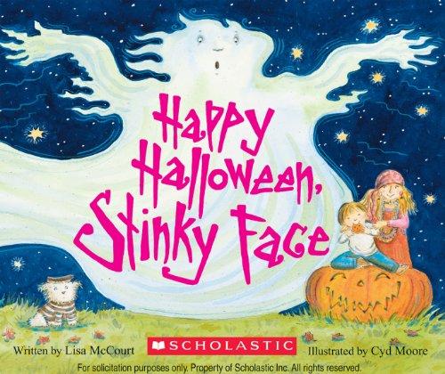 Happy Halloween, Stinky
