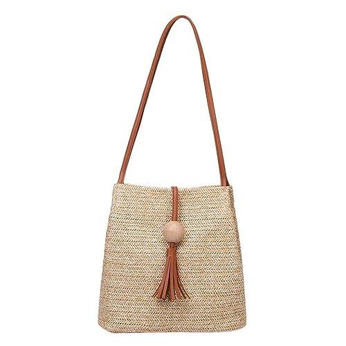 Damenhandtaschen Ronamick Frauen Mode Hohe Kapazität Weben