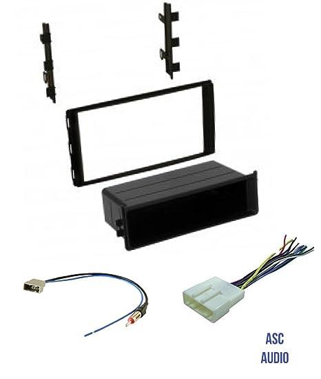 61FU tH8REL._SX466_ amazon com premium asc car stereo dash install kit, wire harness