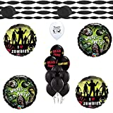 Zombies Birthday Party Supplies Zombies Balloons Decoration Kit