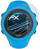 3 x atFoliX Lámina Protectora de Pantalla Suunto Ambit3 Sport Película Protectora - FX-Clear ultra transparente