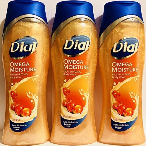dial body wash omega moisture - 5