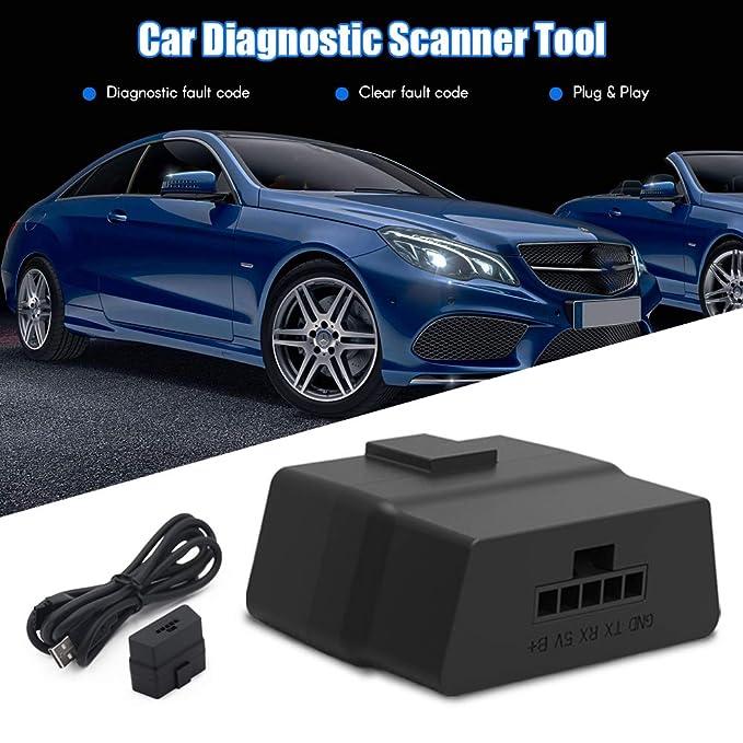 Amazon com: KKmoon V07HU OBD OBDII Car Diagnostic Scanner