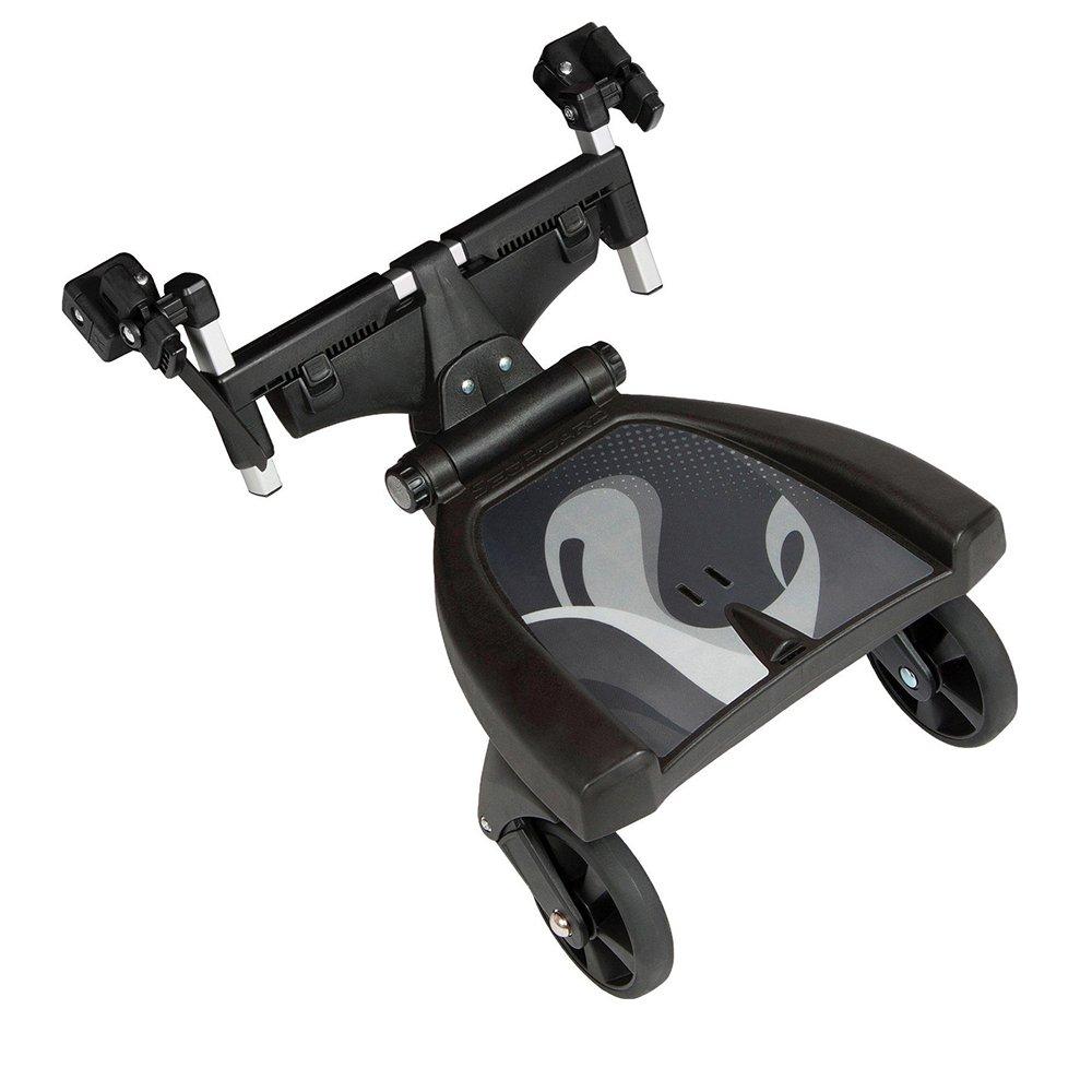 Fillikid Buggy Board, Black/Grey, Filliboard BD004