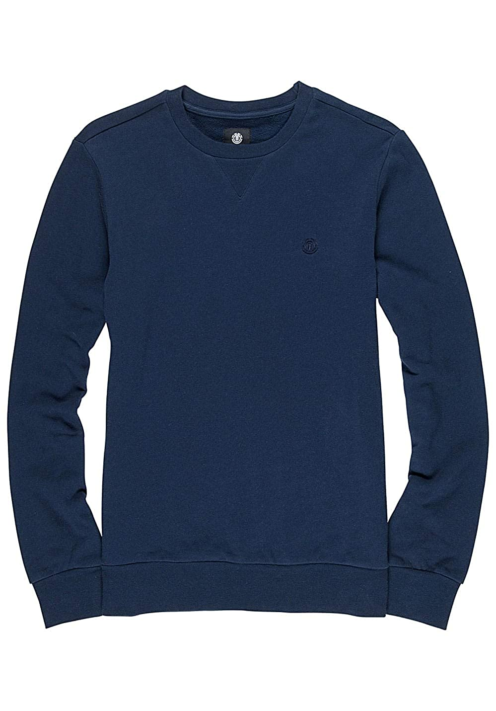 Element Herren Sweatshirt Blau Indigo