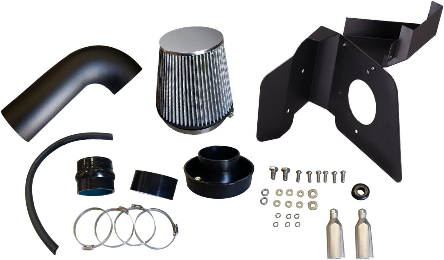 Air Filter Intake for Ford Taurus SHO 11-15 3.5L Turbo + Heat Shield