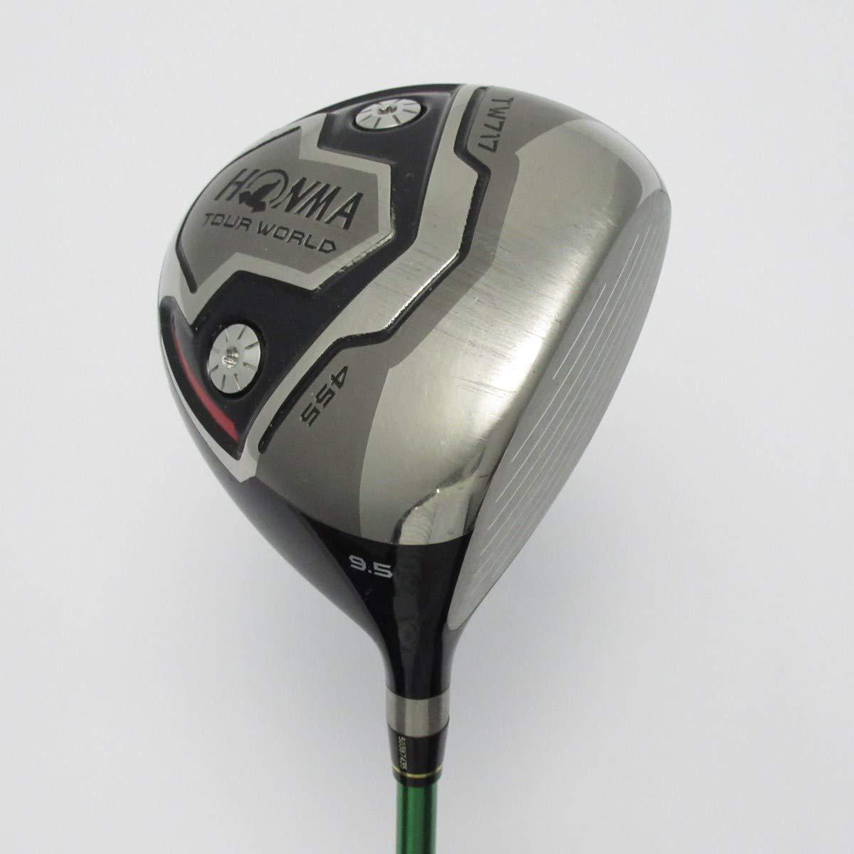 【中古】本間ゴルフ TOUR WORLD ツアーワールド TW717 455 ドライバー VIZARD TA75 S  B07P9Q386N