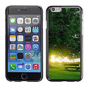 Cubierta de la caja de protección la piel dura para el Apple iPhone 6 (4.7) - Full Of Love Heart