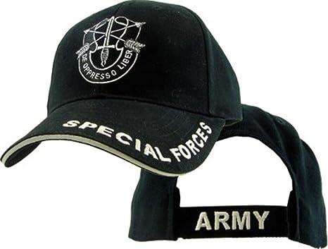 Amazon.com  NEW U.S. Army Special Forces Low Profile Cap Black c16100305272