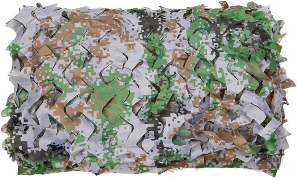 Red de camuflaje Caza Ejército Militar Multifunción Red de camuflaje Cubierta de automóvil Protección solar Bosque Bosque Paisajes Tienda de campaña en el desierto Pérgola Cubierta Redes de sombra dec: Amazon.es: Hogar