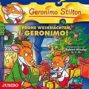 Frohe Weihnachten, Geronimo! (Geronimo Stilton 10) Performance