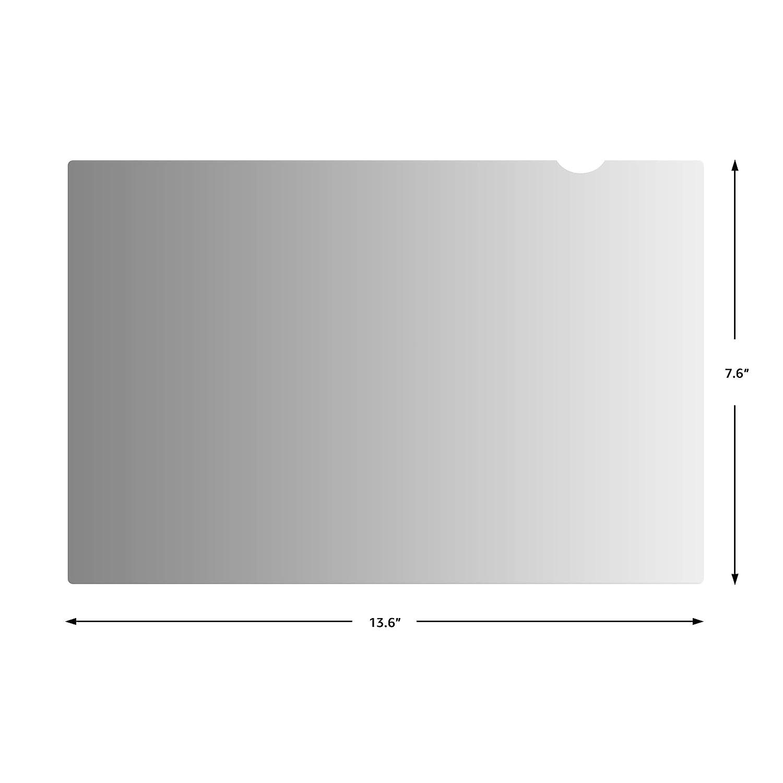 33,78 cm Basics de 13,3 16:9 Pantalla de privacidad para monitor panor/ámico