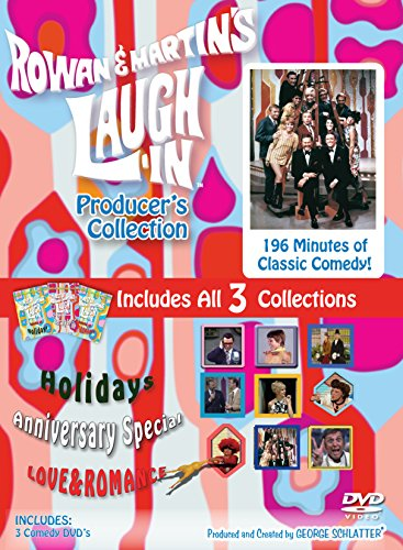 Rowan & Martin's Laugh-in Producer's Collection (Includes Holidays, Love & Romance and the Anniversary Special) -