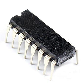 10PCS PCF8574P IC I//O Expander I2C 8B 16DIP NEW D62