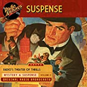 Suspense, Volume 2 |  CBS Radio Network