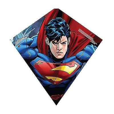"""X-Kites Sky Diamond Poly 23"""" Kite - Superman: Toys & Games"""