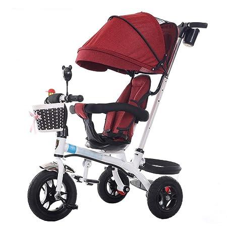 QDY-Strollers Cochecito de bebé 3 en 1 para 1 - 6 años de Edad ...
