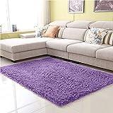 SANMU Soft Velvet Silk Rugs,Simple Style Modern