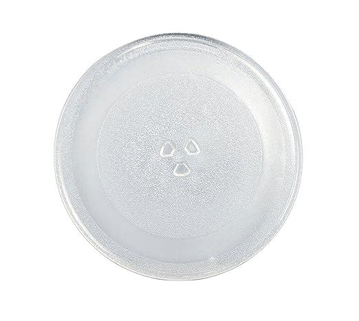 Microondas plato giratorio de vidrio para Whirlpool ...