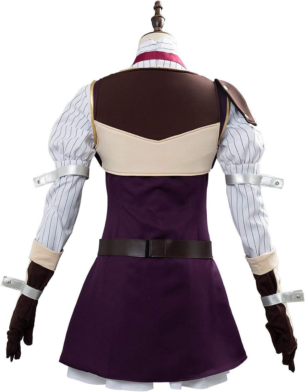 La hausse du bouclier héros raphtalia Cosplay Anime femme costume Dress Up
