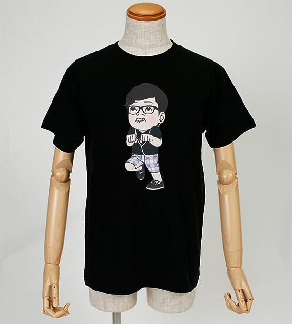 HIKAKIN イラストTシャツ (L)