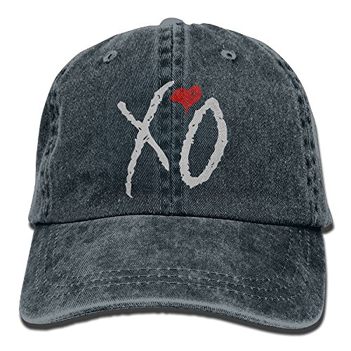 Hainingshihongyu The Weeknd XO Eyes Baseball Caps Adult Sport Cowboy Trucker Hats Adjustable - Lakeside Orleans New