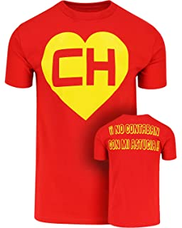 ShirtBANC Chespirito Chapulin Colorado Mens Shirt