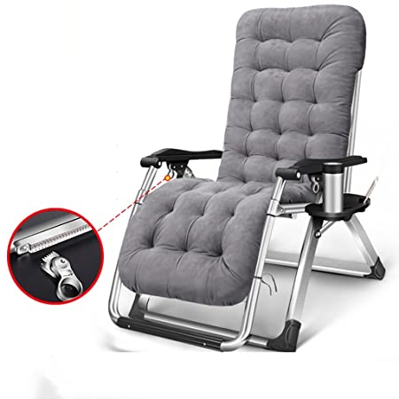 Tremendous Lawn Chairs Reclining With Cup Holders And Cushions For Ncnpc Chair Design For Home Ncnpcorg